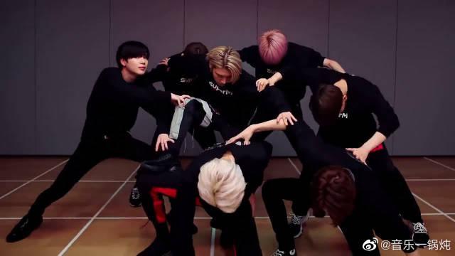 SuperM新曲《Tiger Inside》舞蹈练习视频公开,好帅啊!非常赞!