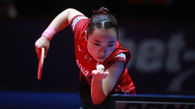 毫无退路,伊藤美诚夺冠即登世界第1,陈梦孙颖莎去不去世界杯?