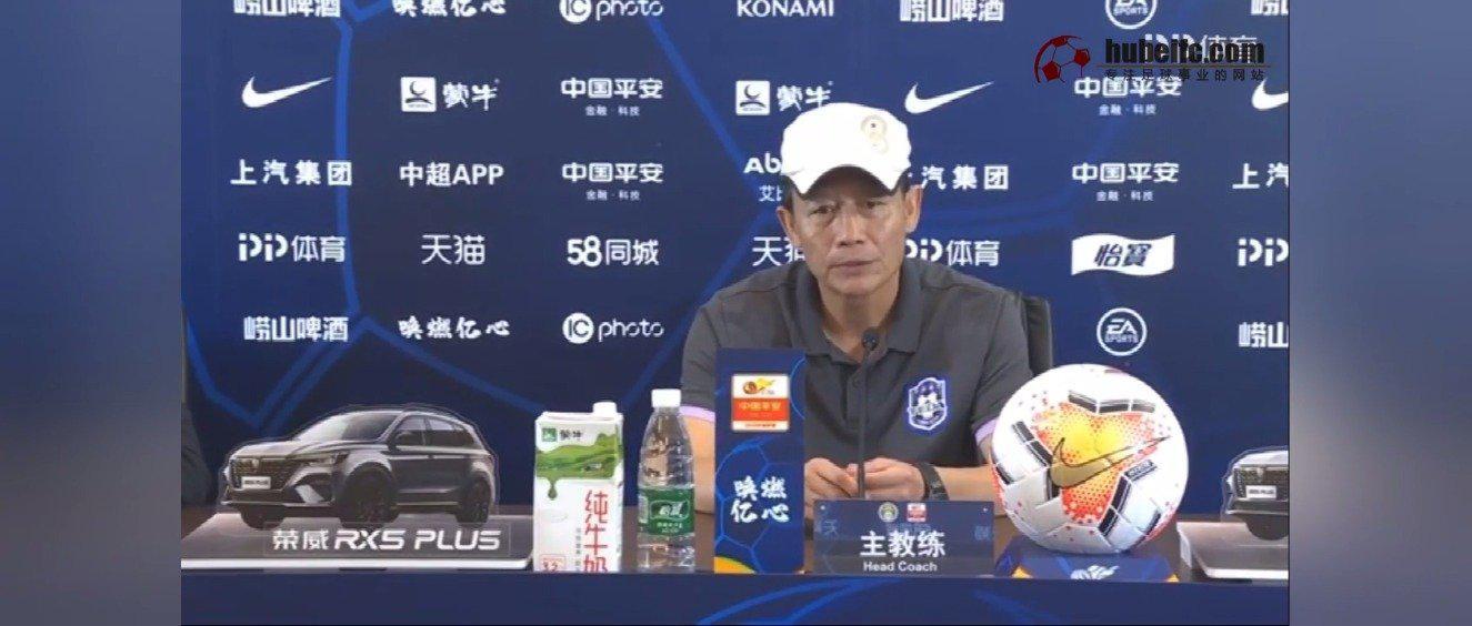 王宝山:阿奇姆彭罚丢点球很可惜……
