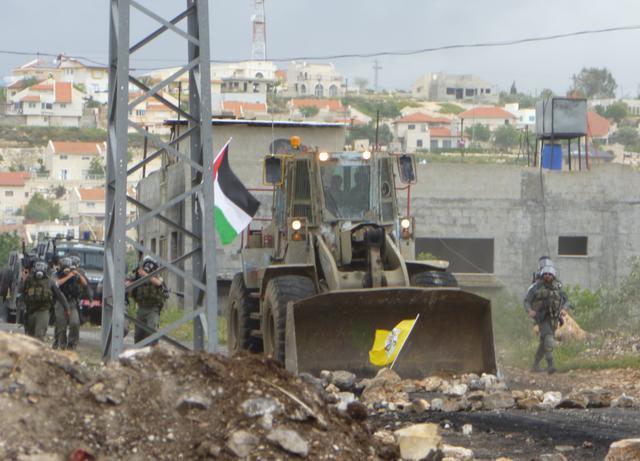以色列第178次强拆定居点,出动大批精锐部队,巴勒斯坦又被侵略
