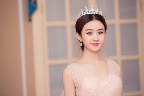 《有匪》将至,赵丽颖要挑战十七岁的少女,不知道能不能行?