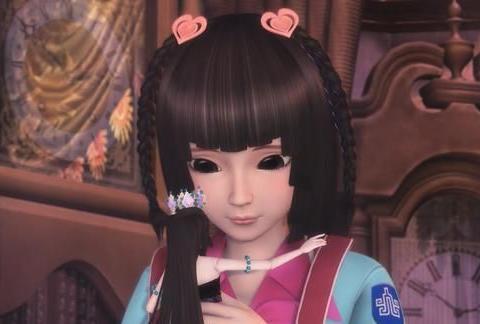 叶罗丽:3D动漫角色转为2D后,娃娃变美,王默的颜值也再次提升