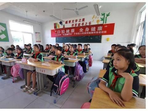 宁津县人民医院科普进校园,守护孩子口腔健康