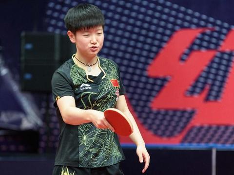 乒联总决赛,中国国乒参赛名单出炉,涌现一大黑马,朱雨玲压力大