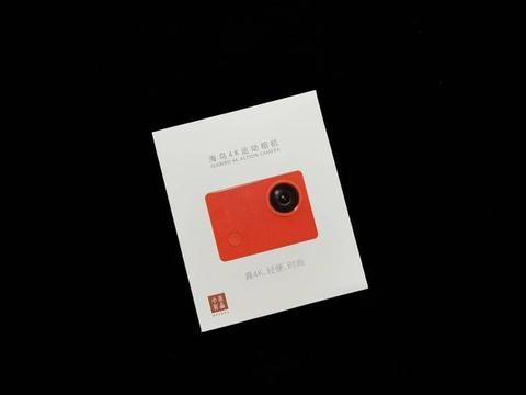精致小巧,便捷实用,海鸟4K运动相机体验