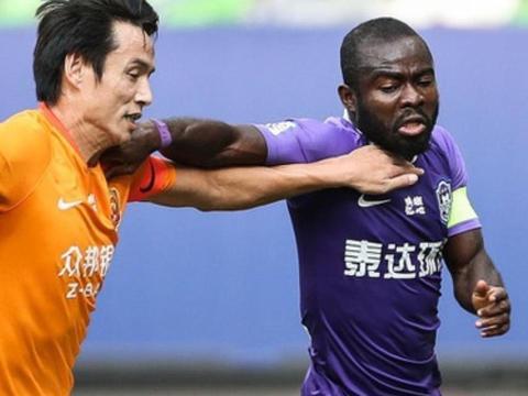 北京国安4-0永昌!天津泰达14轮未胜!阿奇姆彭踢飞点球!