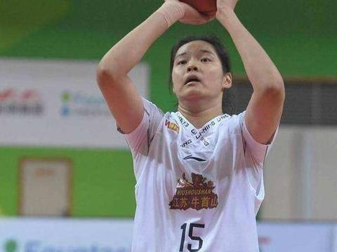 中国女篮三双内线上位!女版莫宁身高2米,联手李月汝亚洲无敌!