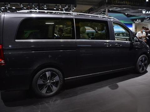 这款MPV有点意思!全新梅赛德斯-奔驰V级正式上市