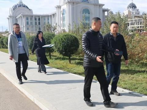 满洲里俄语职业学院后勤保卫处开展校园安全检查工作