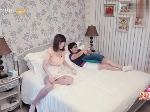 林志颖独自出门,妈妈在家八卦陈若仪,网友:一不小心就掉坑里!