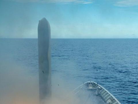 """美媒:美海军陆战队预演""""太平洋战争""""夺岛作战"""