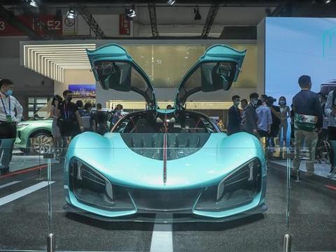 红旗家族最贵车型,1.9秒破百,限量70台,售价或超千万