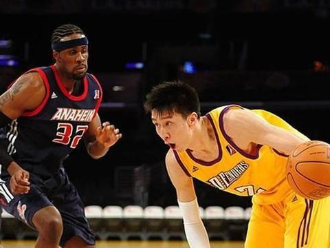 孙悦NBA最高分仅4分,周琦6分,王治郅21分,易建联姚明是多少
