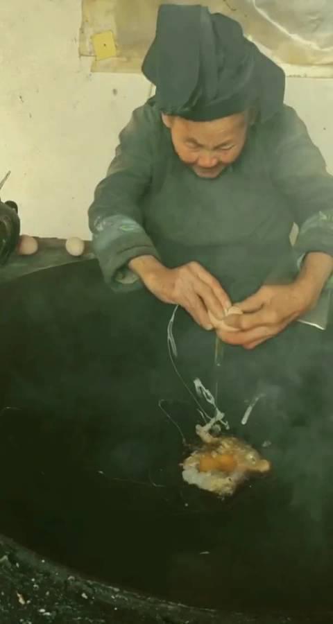奶奶的蛋炒饭