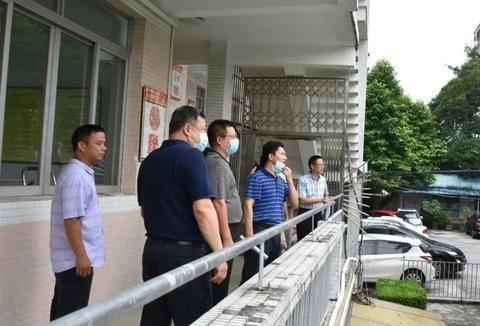 中山市总工会领导开展中秋国庆双节前安全生产专项检查