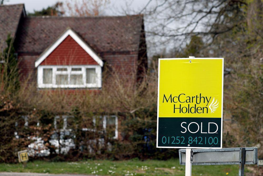 政府刺激政策促房产市场反弹 英国房贷数量创13年来新高