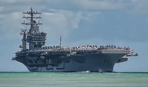 美国人要更多的海军舰艇