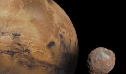 科学家在火卫二轨道有新发现!火星或和土星一样,曾存在过火星环