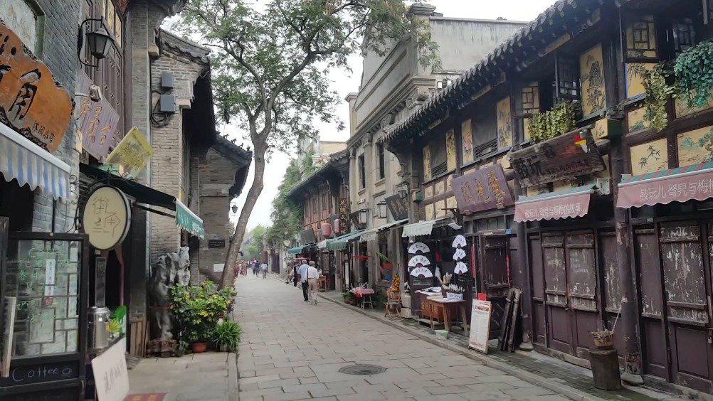 淄博周村:免费古街为何向旅行团收费?