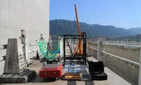 """沈阳自动化所承担的""""混凝土流道检测机器人研制""""项目通过验收"""