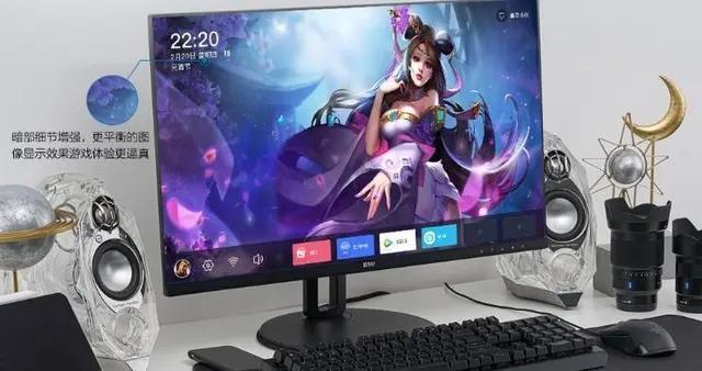 京东方发布27寸智慧屏显示器 预置应用市场