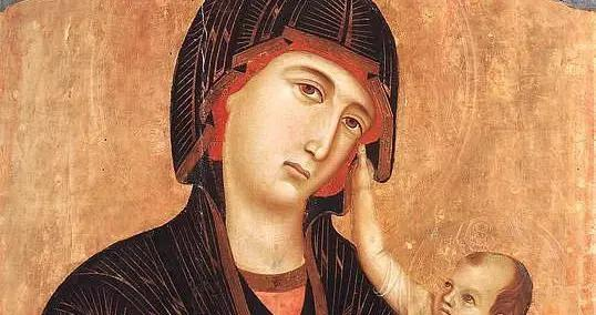 锡耶纳画派创始人:Duccio(740年前)艺术作品