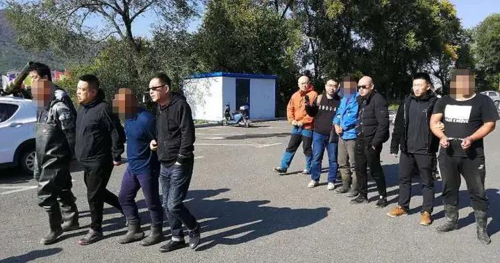 吉林市5人在松花湖非法捕捞水产品百余次,涉嫌刑事犯罪被查处