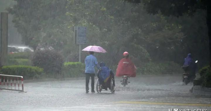 大雨+暴雨!气温猛降8℃!合肥国庆天气要变脸
