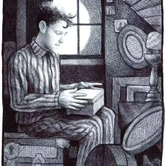 ► 睡前故事:大魔术师胡迪尼的盒子