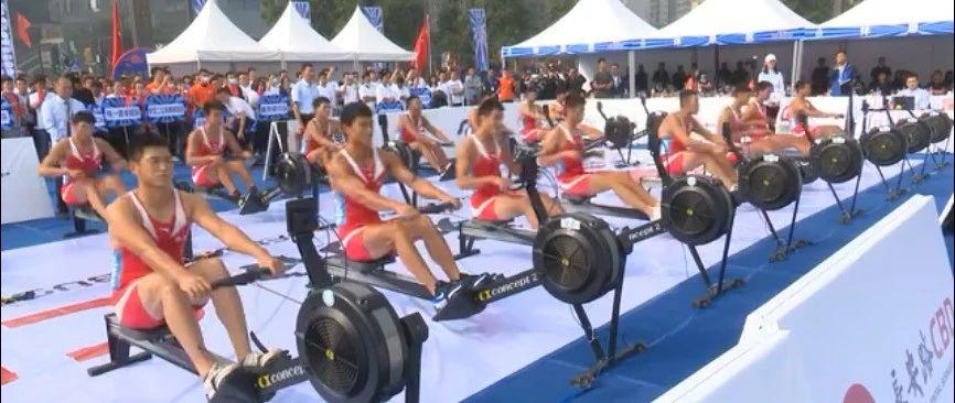 陕西七套:全民全运 运动健康丨长安路商务区欢乐健身季活动