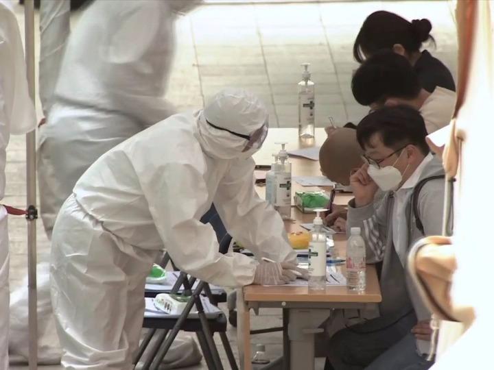 全球抗疫进行时 | 韩国:新增确诊病例持续下降 政府公布中秋特别防疫期措施