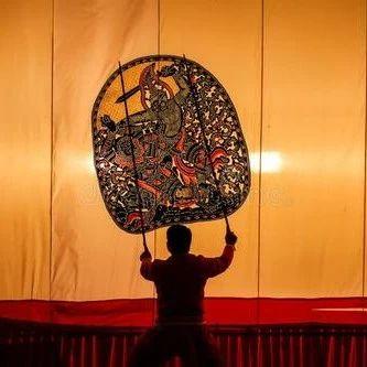 【东盟风情】想了解泰国 那就去看泰国皮影戏