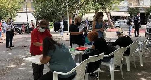 希腊媒体:希腊政府在雅典华人区提供免费检测新冠病毒服务