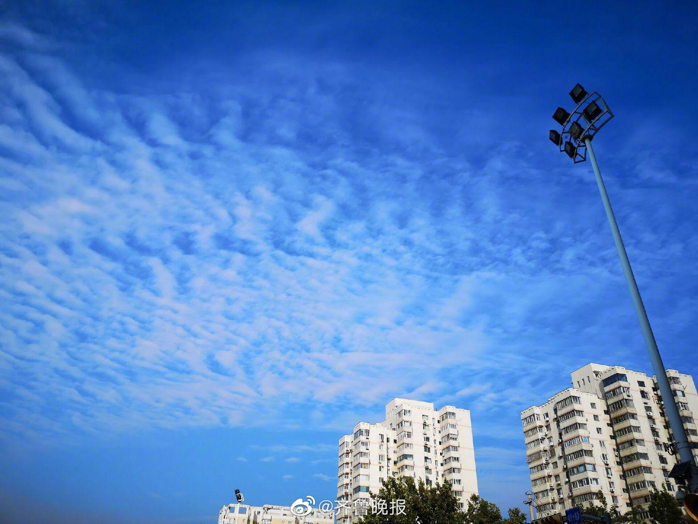 国庆中秋好预兆,济南迎来蓝天白云