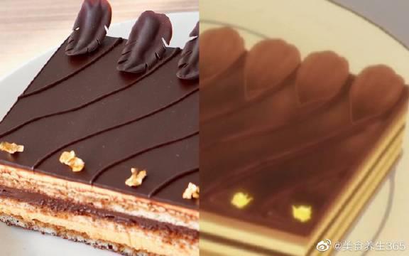 歌剧蛋糕 Opera Cake《梦色蛋糕师》
