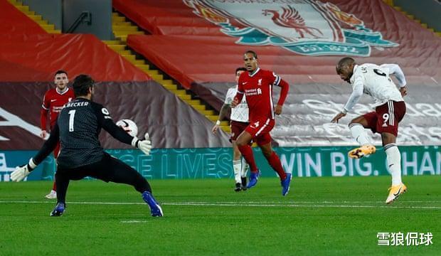 1-3不敌卫冕冠军利物浦,遭遇本赛季首场失利