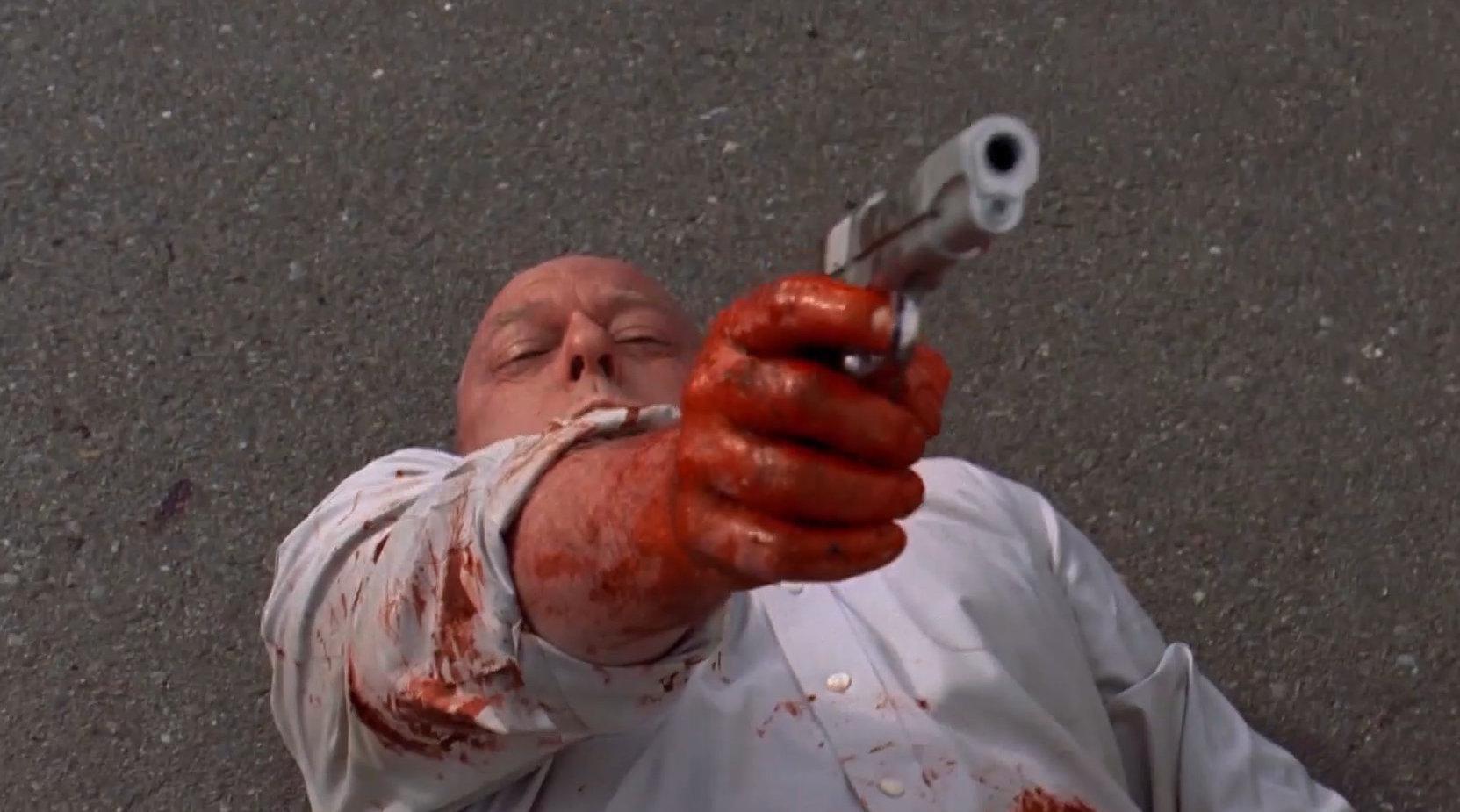 《绝命毒师》第7-8集:汉克被双子杀手追杀
