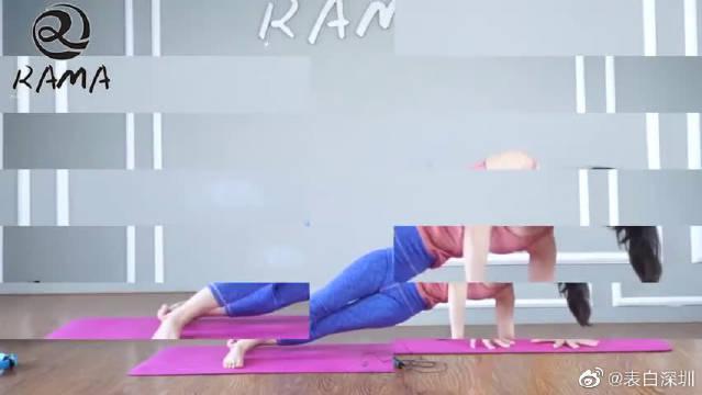 1个拉伸动作20分钟,相当有氧运动2小时,大汗淋漓让你瘦全身……