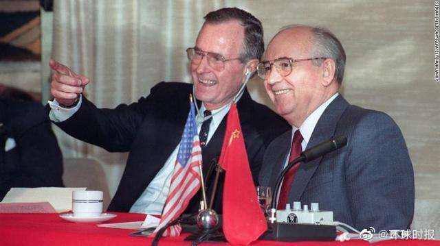戈尔巴乔夫说苏联不解体世界会更好