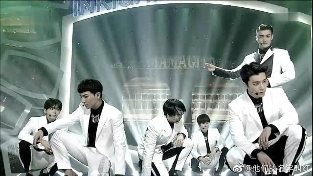 Super Junior《MAMACITA》人气歌谣现场版 哥哥女朋友都有了……
