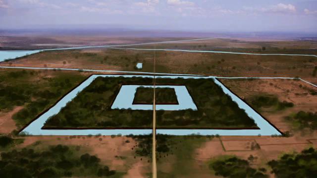 考古学家花费近20年时间解读古吴哥城供水系统!