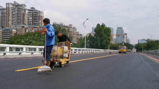 惠州大桥恢复通行!