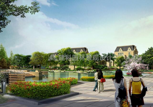 商业地产景观设计应遵循的五个原则