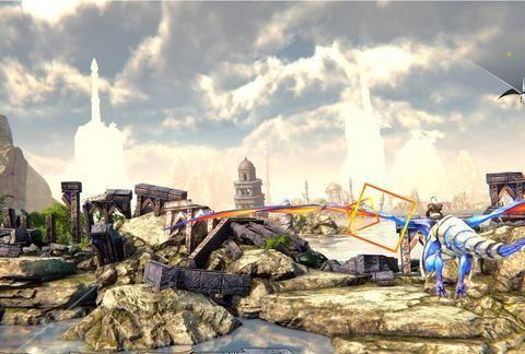 《铁甲飞龙:重制版》4K/最高画质截图 画面还可以