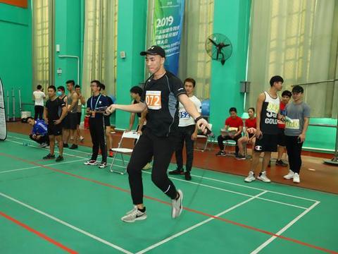 """""""全民健身 活力中国""""国家体育锻炼标准达标测验活动广州站"""