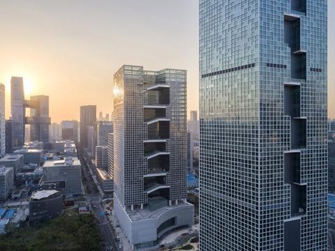 【喜报】令令开门与深圳百度国际大厦达成合作