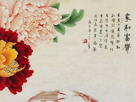 值得收藏的当代名人画家 邀您共赏王一容笔下的花鸟艺术