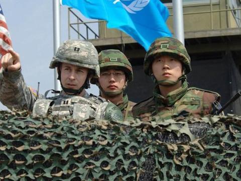 韩国不甘心只做炮灰,誓要夺回50万军队指挥权,美国根本就靠不住