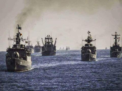先发制人反击?伊朗一次性扣押了23艘外国船只,世界目光转向美国