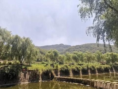 自驾游:洛阳龙潭峡谷大峡谷第200720期